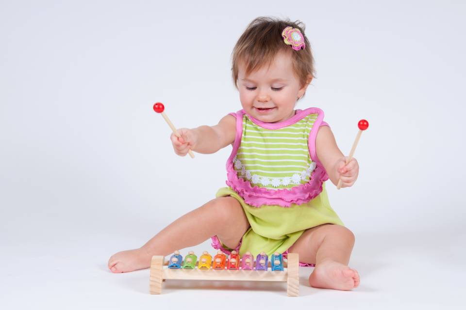 best musical instruments for toddlers