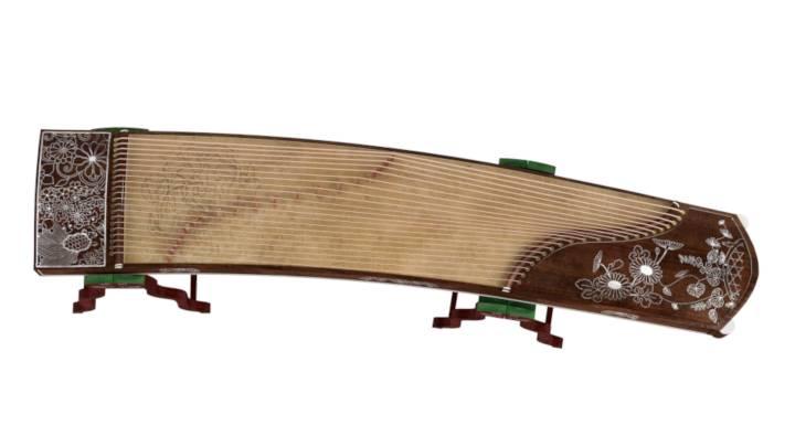 chinese instrument guzheng