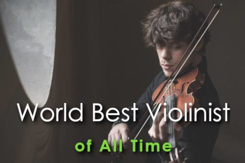 best violinist in the world