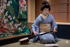 japanese string instrument
