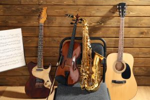 how are musical instruments grouped